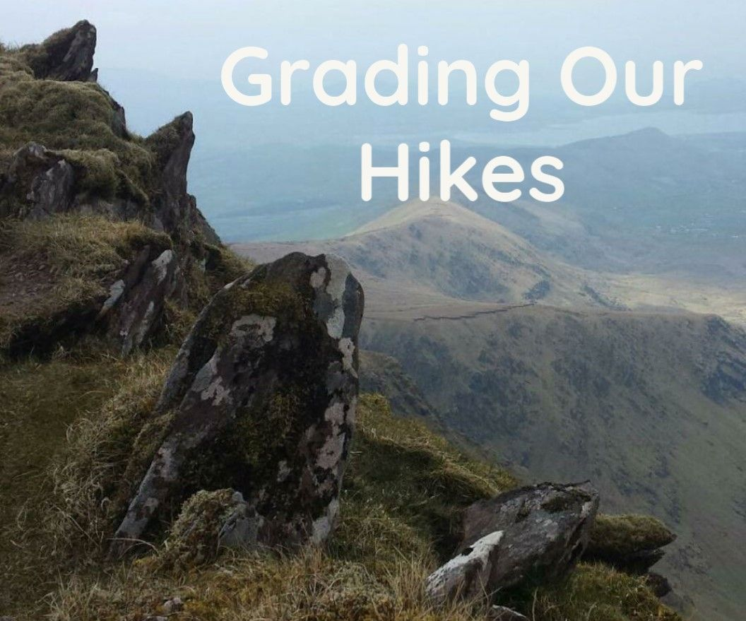 Grading System For Our Hikes
