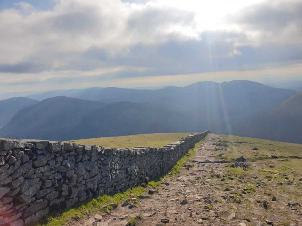 Mourne Mountains - 14th Aug 2021